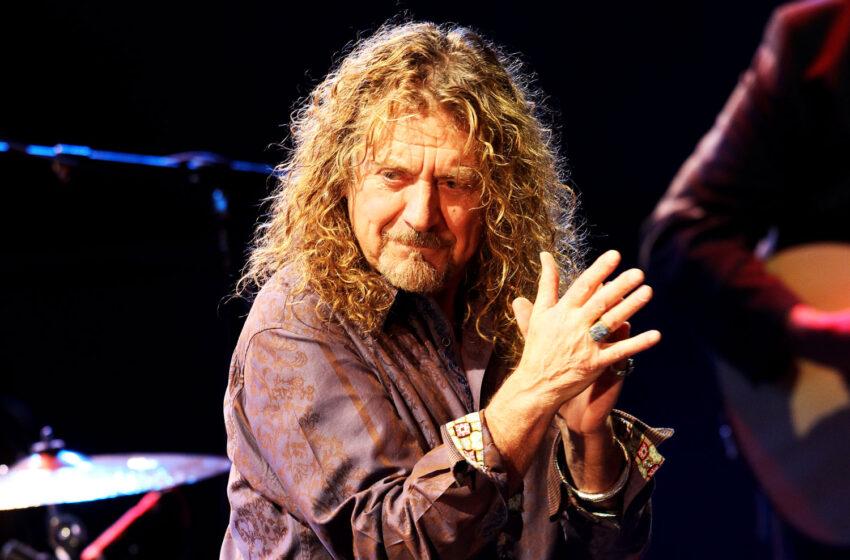 Aposentadoria: Ex-Led Zeppelin, Robert Plant afirma que próximo disco pode ser o último