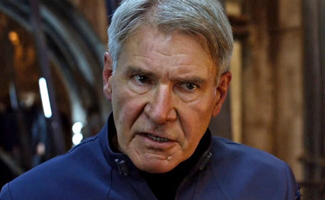 Filmagens de 'Star Wars VII' são retomadas após acidente de Harrison Ford