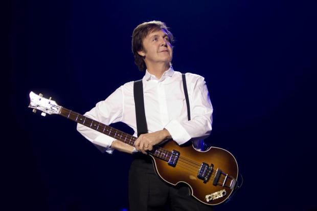 Paul McCartney volta ao Brasil em novembro