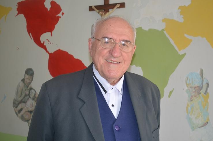 Morre no Amazonas o Padre Caetano Caon