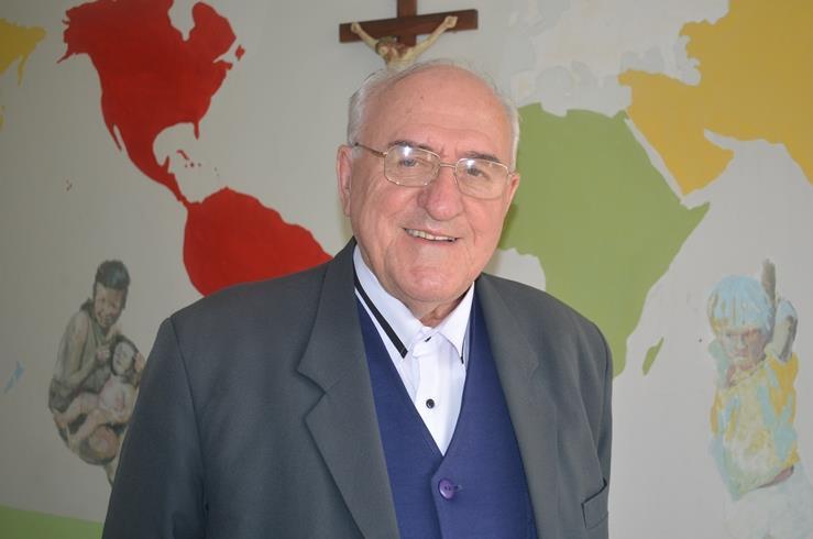Corpo do Padre Caetano Caon já está em Vacaria
