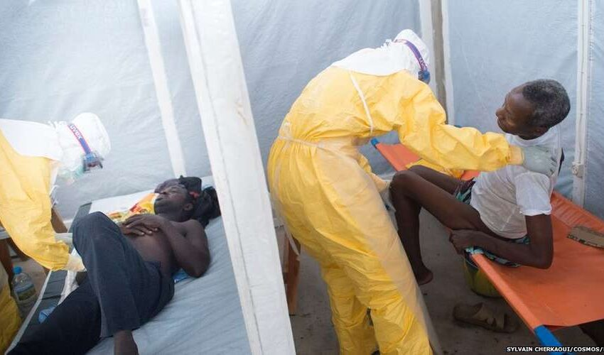 Surto atual de ebola já matou mais que todos outros juntos
