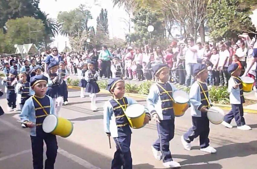 Desfile de 07 de setembro terá 38 participantes
