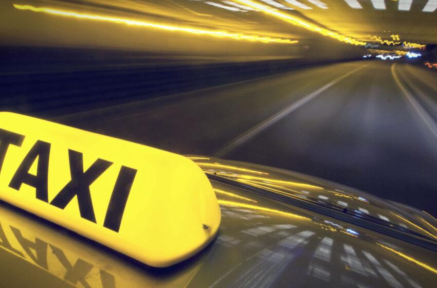 Tarifa de táxi irá aumentar 9,8% em Vacaria