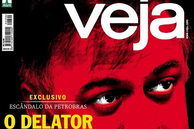 Revista divulga lista de políticos delatados por ex-diretor da Petrobras