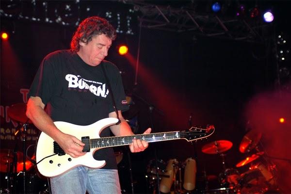 Ex-guitarrista do Iron Maiden foi demitido por gostar de Eagles