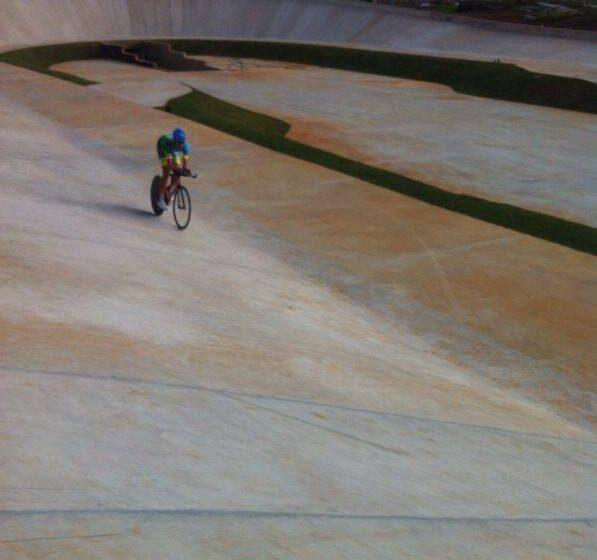 Ciclista Vacariano é convocado para a Seleção Brasileira