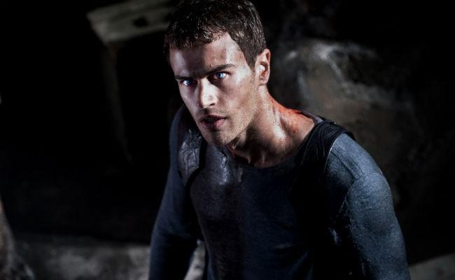 Theo James será o protagonista do novo 'Anjos da Noite'