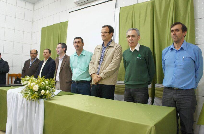 STR de Vacaria e Muitos Capões empossa nova diretoria