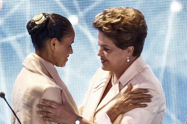 Datafolha: Dilma tem 37%, Marina aparece com 30% e, Aécio, 17%