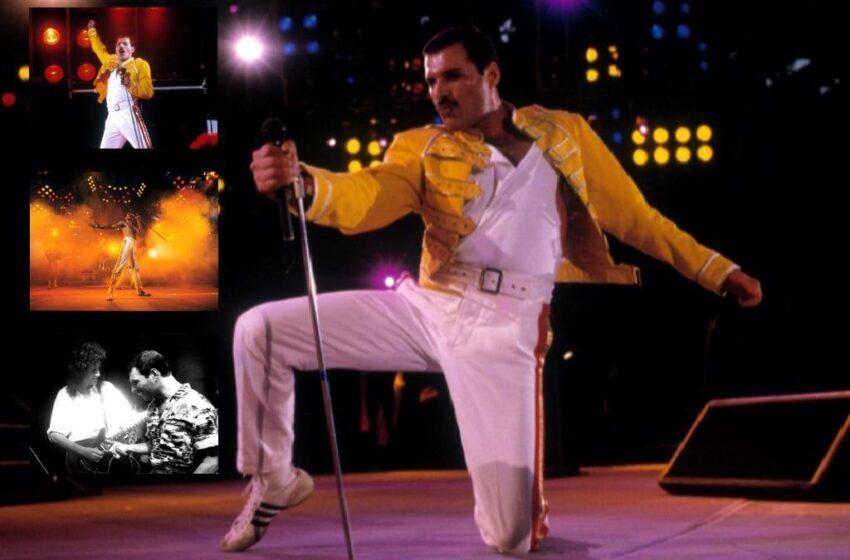 Queen irá lançar coletânea com gravações inéditas de Freddie Mercury