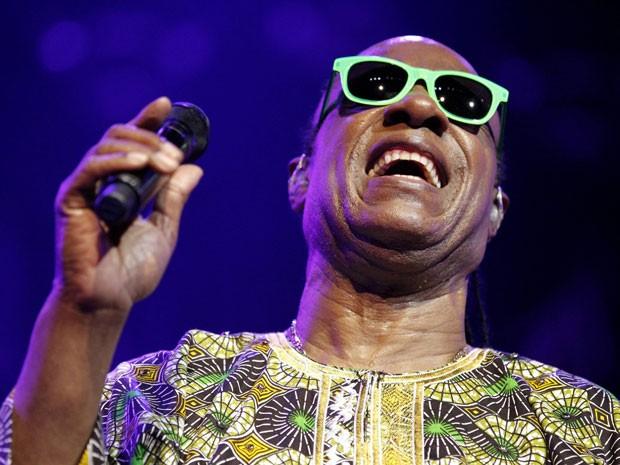 Stevie Wonder vai receber homenagem do Grammy