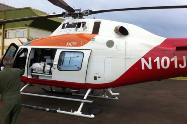 Helicóptero do Samu só deve começar a ser utilizado em 60 dias, estima Piratini