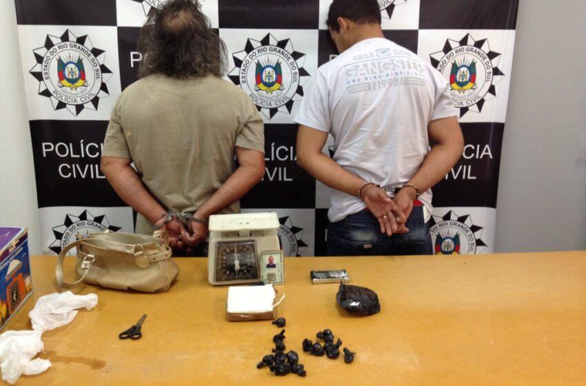 Operação Sexta-Feira 13 da Polícia Civil
