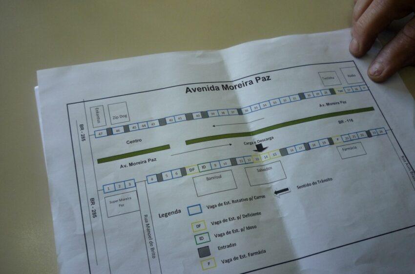 Estacionamento Rotativo Pago sofrerá alterações