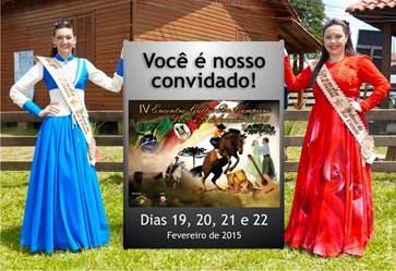 2º Encontro Cultural de Prendas e Peões acontecem no sábado