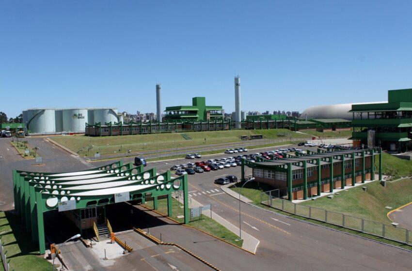 BSBIOS está entre as 3 maiores produtoras de biodiesel do País