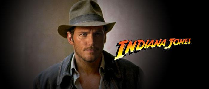 Chris Pratt, de Guardiões da Galáxia, fala sobre ser o próximo Indiana Jones