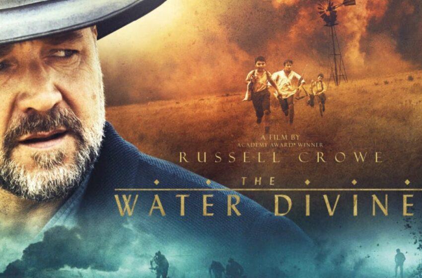 The Water Diviner, drama estrelado e dirigido por Russell Crowe, ganha novo cartaz
