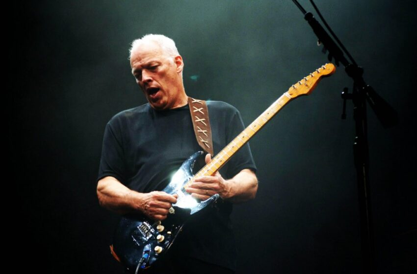 David Gilmour anuncia turnê mundial e novo álbum solo para setembro