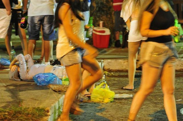 Um jovem morre vítima de álcool a cada 36 horas