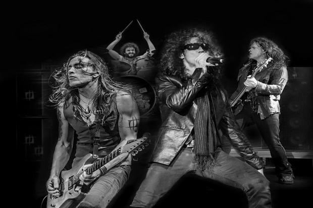 Extreme fará show em Porto Alegre em junho