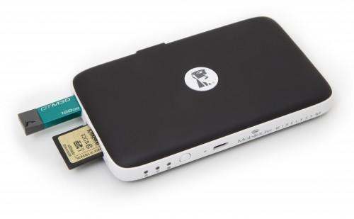 Kingston lança segunda geração de solução portátil 5 em 1 MobileLite Wireless