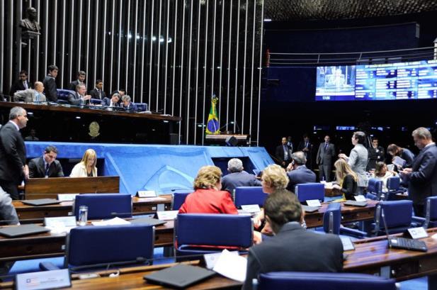 Senado aprova fim de coligações para deputados e vereadores