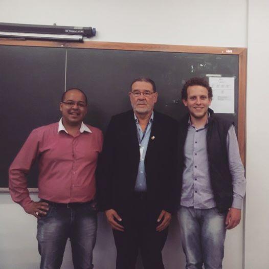 Professor Paulo Gilberto assume direção do Campus de Vacaria