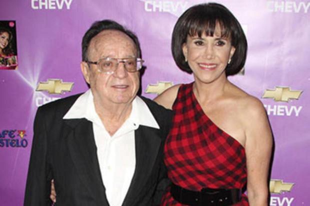 Florinda Meza quer parte da herança que Roberto Bolaños deixou para os filhos