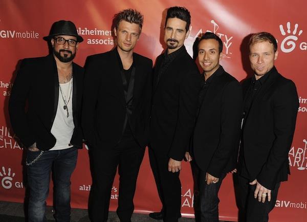 Venda de ingressos para Backstreet Boys é adiada