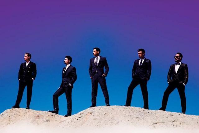 Backstreet Boys adia show em Porto Alegre para 15 de junho, uma segunda-feira