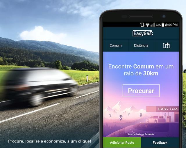 Gaúcho lança aplicativo para encontrar gasolina mais barata
