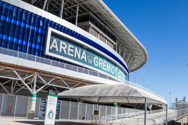 Sem incluir a Arena do Grêmio, OAS pede recuperação judicial