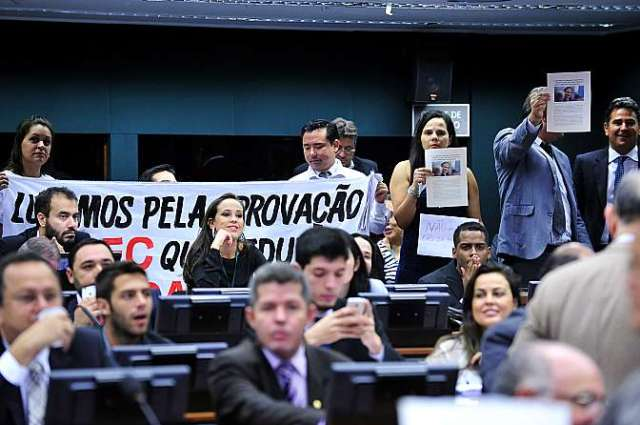 Deputados prometem mandado de segurança contra PEC que reduz maioridade