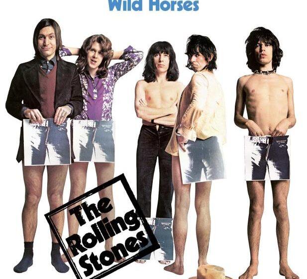 """Rolling Stones anuncia relançamento de """"Sticky Fingers"""""""