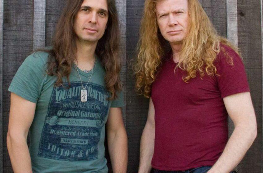 Brasileiro Kiko Loureiro é novo guitarrista do Megadeth