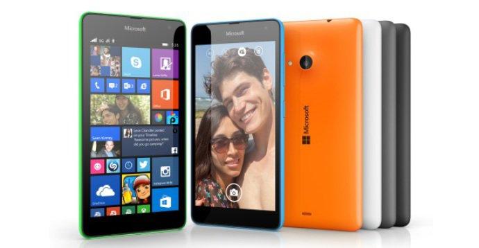 """Smartphone Lumia 535 é o """"basicão"""" da Microsoft"""
