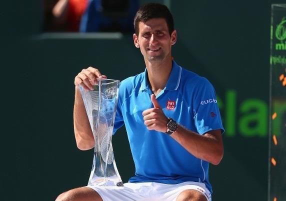 Djokovic mantém freguesia de Murray e vence pela 5ª vez em Miami