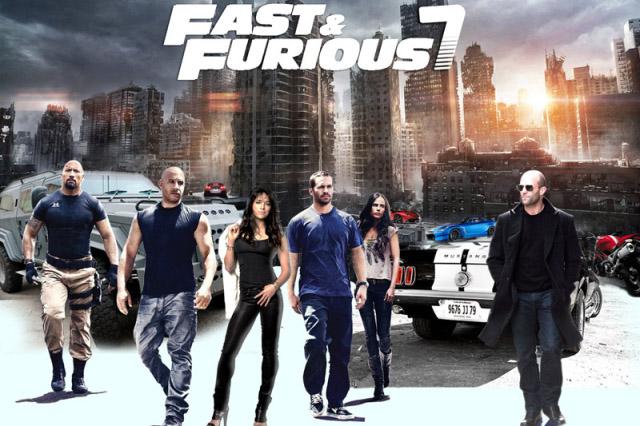 Velozes e Furiosos 7 bate recorde de bilheteria na estreia e tem sequência confirmada