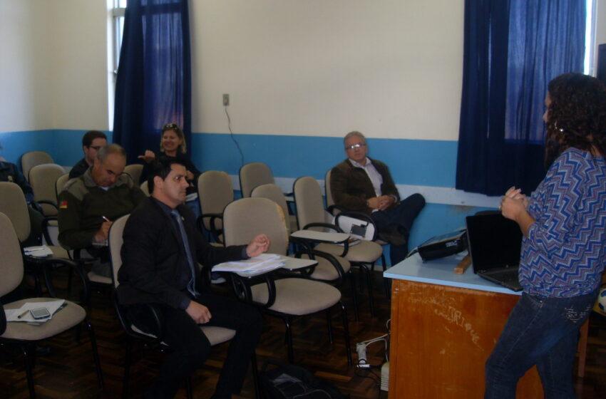 Conselho Municipal sobre Drogas de Vacaria realizou a reunião
