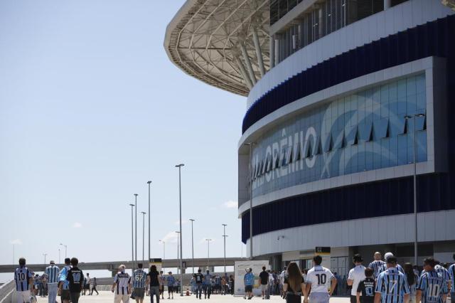Arena do Grêmio teve R$ 101,5 milhões de prejuízo em 2014