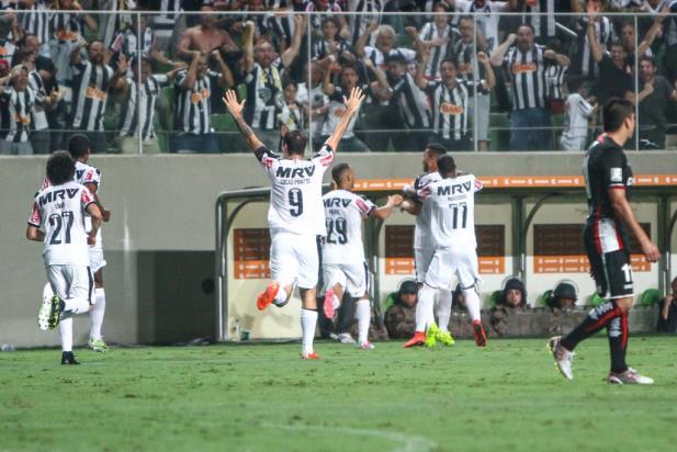 Inter vai enfrentar o Atlético-MG nas oitavas de final da Libertadores