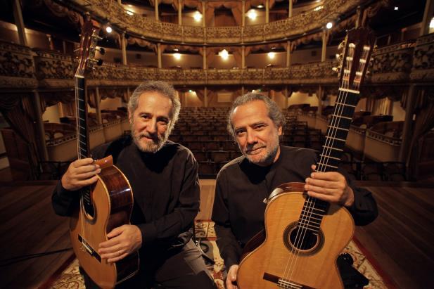 Espetáculo de Sérgio e Odair Assad acontece nesta quarta-feira em Porto Alegre