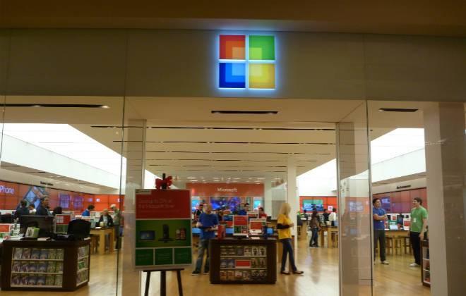 Microsoft abrirá sua primeira loja no Brasil em 29 de abril