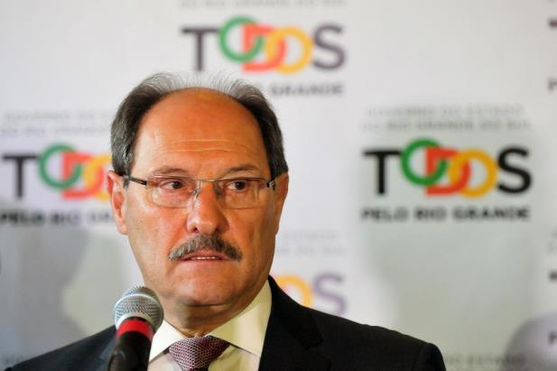 Sartori quita parcela de R$ 280 milhões da dívida com a União em abril