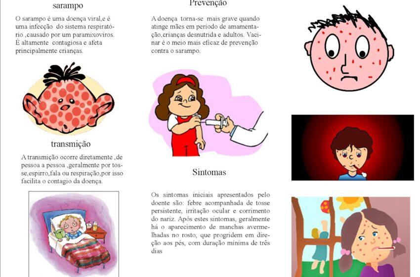 Sarampo pode enfraquecer as defesas do organismo das crianças por até três anos