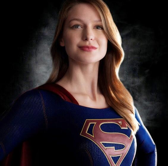 Supergirl ganha suas primeiras fotos e mês de estreia
