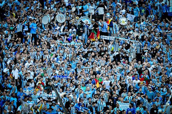 Grêmio fará primeiro jogo em casa contra o Criciúma