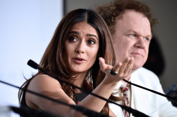 Filme com Salma Hayek abre competição em Cannes